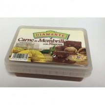 Diamante | Carne de Membrillo con Nucces Quitten-Marmelade Fruchtfeisch 400g (Gran Canaria)