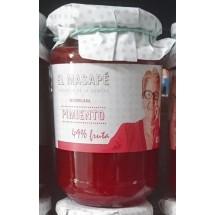 El Masapè | Mermelada Pimiento 49% Fruta Paprika-Marmelade 400g (La Gomera)