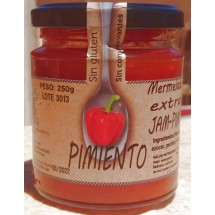 Isla Bonita | Pimiento Mermelada Extra Marmelade 75% 250g Glas (Gran Canaria)