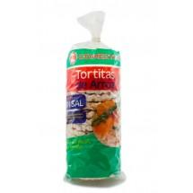 Comeztier | Tortitas de Arroz sin sal Reiswaffeln salzfrei 130g (Teneriffa)