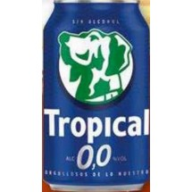Tropical | 0,0 Cerveza Sin Alcohol alkoholfreies Bier 330ml Dose (Gran Canaria)