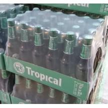 Tropical | Pilsen Cerveza Bier Retractil 4,7% Vol. 24x 330ml Flasche Stiege (Gran Canaria)