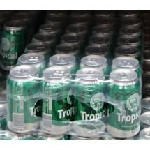 Tropical | Cerveza Pilsen Bier 330ml Dose im 24er-Pack 4,7% Vol. (Gran Canaria)