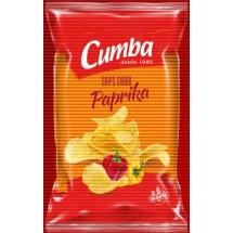 Cumba | Chips Sabor Paprika kanarische Kartoffelchips Paprika 150g (Gran Canaria)