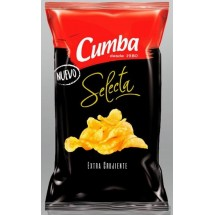 Cumba | Selecta Chips Extra Crujiente Papas Fritas Kartoffelchips 120g (Gran Canaria)
