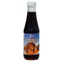 Tirma | Caramelo Liquido Karamell-Sirup 400g Flasche (Gran Canaria)