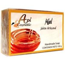 Valsabor | Jabon Artesanal de Miel Seife Honig-Aroma 100g (Gran Canaria)
