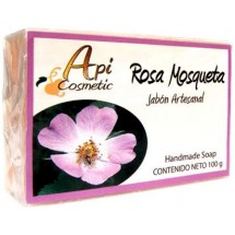 Valsabor | Jabon Artesanal de Rosa Mosqueta Seife Hagebutten-Aroma 100g (Gran Canaria)