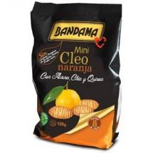 Bandama | Mini Cleo Naranja Kekse mit Orange 125g (Gran Canaria)