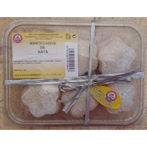Dulceria Nublo | Mantecados de Nata 400g (Gran Canaria)