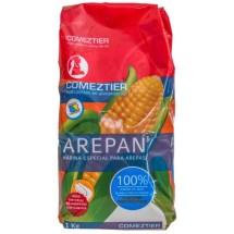 Comeztier | Arepan Harina Especial para Arepas Mehl für Maisbrot 1kg Tüte (Teneriffa)