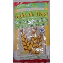 Comeztier | Gofio de Regimen de Trigo sin sal anidada Weizen-Gofio ohne Salz 500g (Teneriffa)