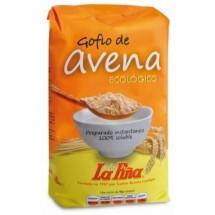 Gofio La Piña | Gofio de Avena ecologico Bio Gofio Hafermehl geröstet 450g (Gran Canaria)