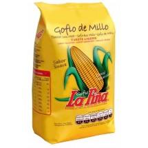 Gofio La Piña | Gofio de Millo Tueste Ligero Maismehl geröstet 500g (Gran Canaria)