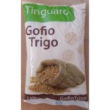 Tinguaro | Gofio de Trigo geröstetes Weizenmehl 1kg Tüte (Teneriffa)