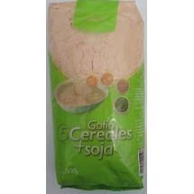 Yugui | Gofio 5 Cereales + Soja Mehrkornmehl geröstet 500g (Gran Canaria)