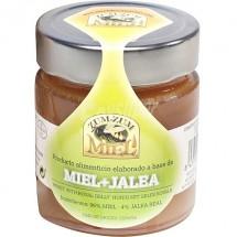 Zum-Zum Miel   Miel + Jalea Bienenhonig mit Gelee Royal Glas 340g(Teneriffa)