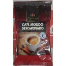 Bellarom | Cafe Molido Descafeinado Kaffee entkoffeiniert natürlich gemahlen 250g Tüte (Gran Canaria)