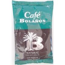 Cafe Bolanos | Cafe Molido de Tueste Natural Röstkaffee gemahlen 250g Tüte (Gran Canaria)