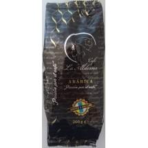 Cafe la Aldeana | Cafe Molido Arabica gemahlener Röstkaffee 200g Kaffee Tüte (Gran Canaria)