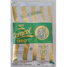 Caracol | Café Moka el Caracol Oro Tueste Natural Molido Kaffee gemahlen 250g Tüte (Teneriffa)
