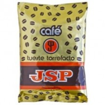 JSP | Cafe Molido de Tueste Torrefacto gemahlener Röstkaffee Tüte 250g (Teneriffa)