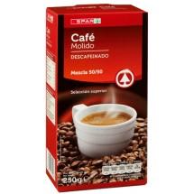 Spar | Cafe Molido Mezcla Descafeinado Röstkaffee gemahlen entkoffeiniert 250g (Teneriffa)
