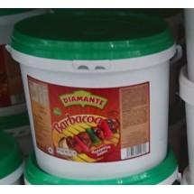 Diamante | Barbacoa Barbecue-Sauce 5kg Eimer (Gran Canaria)