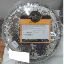 confiteria | Queque Blanco Kuchen mit weißer Schokoladenglasur 1kg (Gran Canaria)