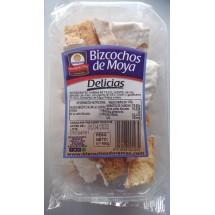 Doramas | Bizcochos de Moya | Delicias Kuchenstückchen mit Glasur 140g (Gran Canaria)