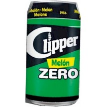 Clipper | Melon Zero Lemonada Melonen-Limonade zuckerfrei 1,5l PET-Flasche (Gran Canaria)