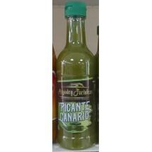 Argodey Fortaleza | Salsa Picante Canario Verde 200ml Flasche (Teneriffa)
