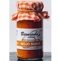 Bernardo's Mermeladas | Mojo Canario Suave rote milde Mojosauce 90ml (Lanzarote)
