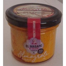 El Masapè | Almogrote Käsepaste 125g Glas (La Gomera)