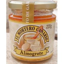El Mortero Canario | Almogrote 220g Glas (Teneriffa)