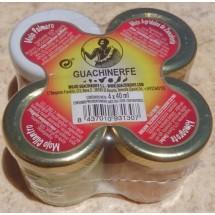 Guachinerfe | 4er-Set Miniatures 4x40g Mojo Agridulce, Mojo Palmero, Almogrote, Cilantro (Teneriffa)