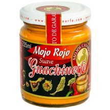 Guachinerfe | Mojo Rojo Suave rote milde Mojosauce 235ml/200g (Teneriffa)