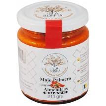Isla Bonita | Mojo Palmero Suave con Almendras Sauce mit Mandeln mild 210g (Gran Canaria)