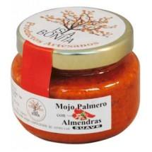 Isla Bonita | Mojo Palmero con Almendras Suave Sauce mit Mandeln mild 65g (Gran Canaria)