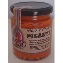 Isla Bonita | Mojo Palmero Picante con Almendras Mojo-Sauce mit Mandeln würzig 220g (Gran Canaria)