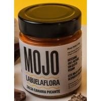 Labuela Flora | Mojo Rojo Salsa Canaria Picante 140g Glas (Teneriffa)