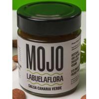Labuela Flora | Mojo Verde Salsa Canaria 140g Glas (Teneriffa)