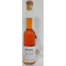 Pepeoil | Triple Picante Ghost Pepper extrem scharfes Würzöl ohne Eigengeschmack 25.000 SHU 200ml Magnum (Gran Canaria)