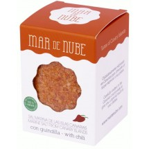 Mar de Nube | Sal con Guindilla Meersalz mit Chili & Paprika 100g (Teneriffa)