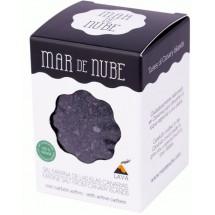 Mar de Nube | Sal con Carbon activo Meersalz mit Aktivkohle 100g (Teneriffa)