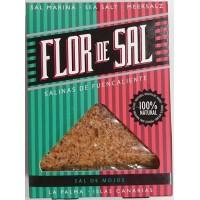 Salinas de Fuencaliente | Flor de Sal de Mojos kanarisches Aroma-Meersalz Mojo 120g (La Palma)
