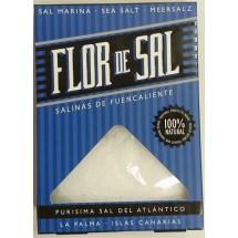 Salinas de Fuencaliente | Flor de Sal Marina kanarisches Meersalz 120g (La Palma)