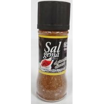 Valsabor | Sal al Pimenton ahumado Meersalz mit geräucherter Paprika 90g Streuer (Gran Canaria)