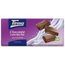 Tirma | Chocolate con Leche Vollmilchschokolade 75g Tafel (Gran Canaria)