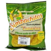 Bimbachitos de Canarias | Salado Salty Bananenchips leicht gesalzen 90g (El Hierro)